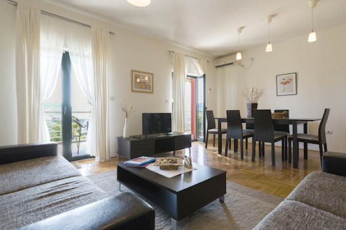 dvosoban apartman, Dubrovnik, Ivanica, 6 osoba, turistički smještaj