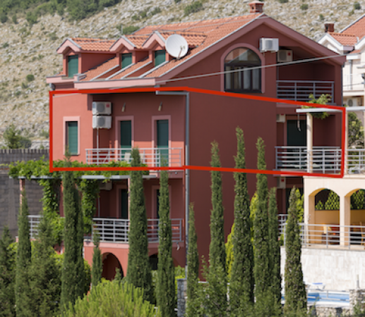 prodaja stan, Ivanica, Dubrovnik, Trebinje, dvosoban apartman, dvosoban stan