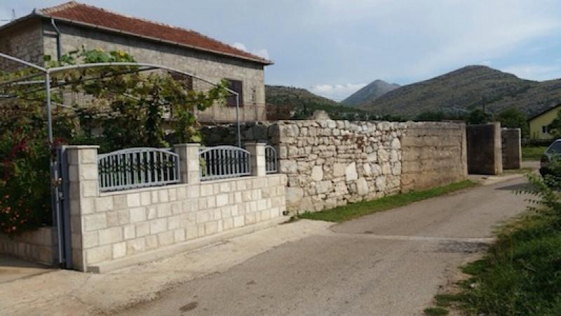 prodaja, kuća na prodaju, Trebinje, Donje Čičevo, kamena kuća na prodaju, poljoprivredno zemljište