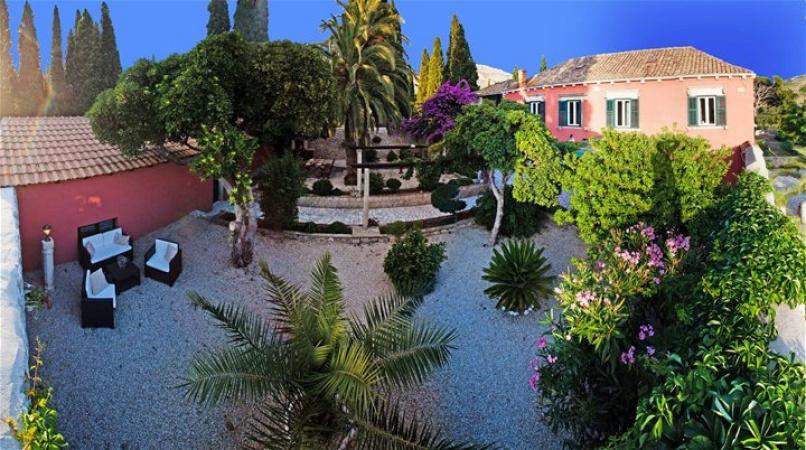 turistički smještaj, vila s bazenom, Dubrovnik, Mlini, Srebreno, Konavli