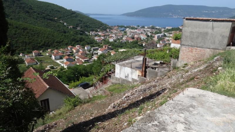 prodaja, građevinksi plac, Herceg Novi, Crna Gora, Zelenika