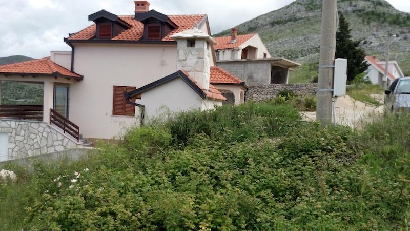 građevinski plac, parcela na prodaju, Ivanica, Dubrovnik, Trebinje