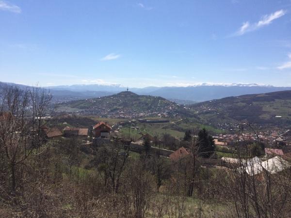 nekretnine Sarajevo, prodaja kuća, Poljine, devastirana kuća, stara kuća, pogled