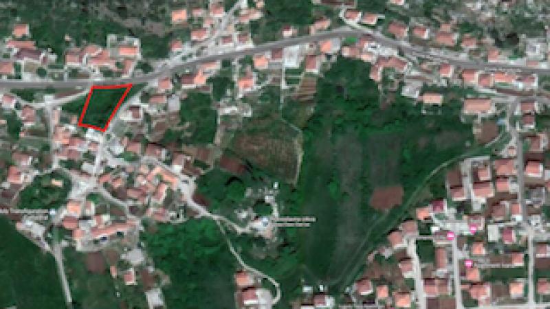prodaja, zemljište, Trebinje, Zasad, Obalina, građevinsko zemljište, plac, parcela