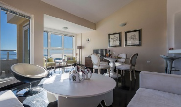 Apartman, pogled na more, Dubrovnik