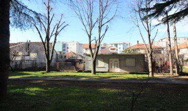 Trebinje, Tini, kuća, nedovršena