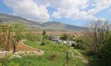 zemlja, parcela na prodaju, prodaje se parcela za kuću, Trebinje Vinogradi