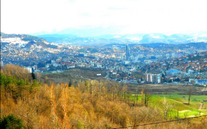 prodaja, nekretnina, građevinski plac, Poljine, Sarajevo, urbanistička dozvola, vila s bazenom