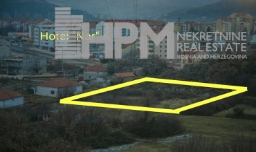 prodaja, građevinsko zemljište. parcela, Trebinje, Mokri Dolovi