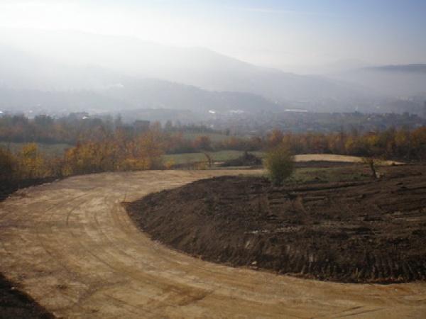 prodaja, zemljište, građevinska parcela, Poljine, Sarajevo