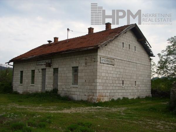 prodaja, vila, željeznička stanica, Duži, Trebinje