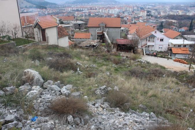 prodaja, parcela plac, građevinska parcela, Trebinje