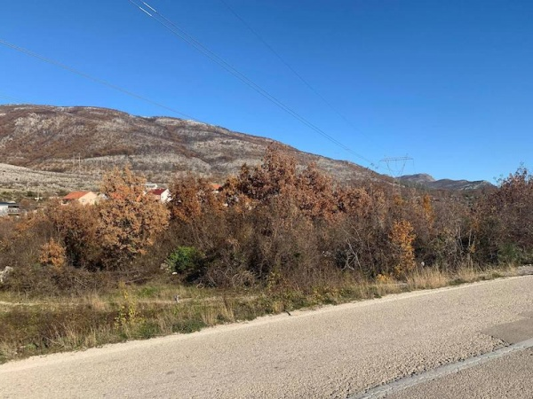 prodaja, zemljište, gradjevinsko zemljište, Trebinje