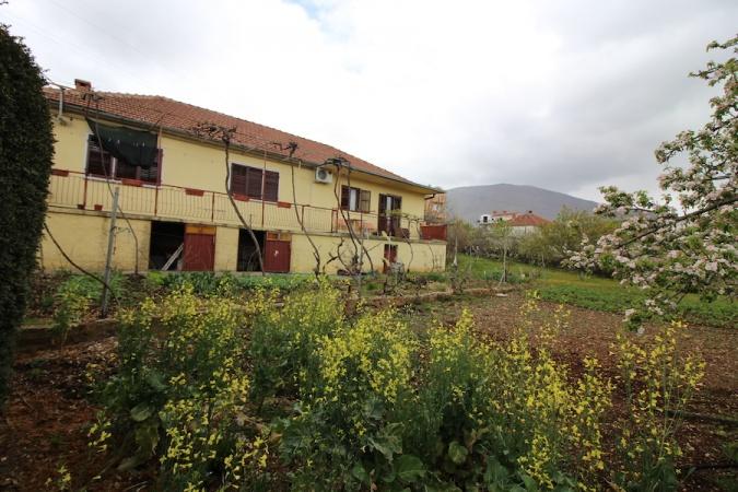 kuća sa okućnicon, prodaja kuća, kuća Trebinje Hrupjela