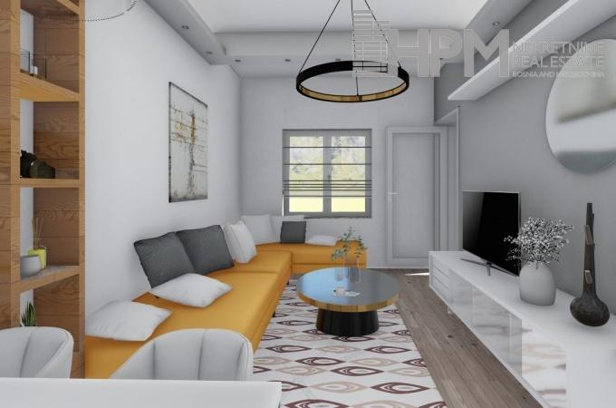 Prodaja, stanovi u izgradnji, Trebinje centar
