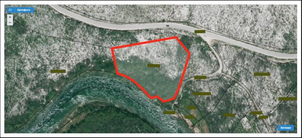 prodaja zemljište, Trebinje, Tvrdoš,
