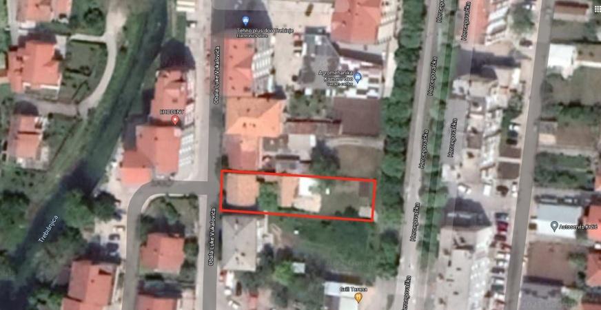 prodaja kuća, plac, Trebinje