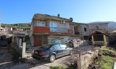 TREBINJE - POLICE: UNFINISHED FAMILY HOUSE