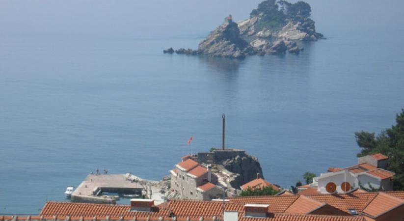 Crna Gora, Petrovac na moru, smještaj, apartmani, pogled na more, jeftino