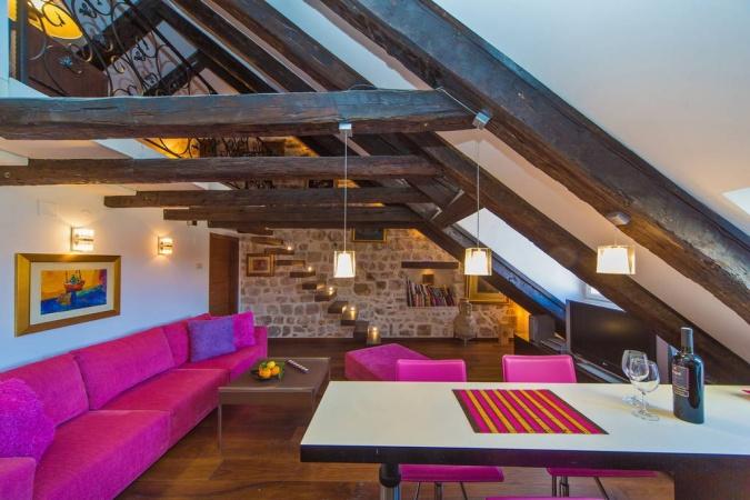 Dubrovnik, Hrvatska, turistički smještaj, dvosoban apartman, Stari grad, 4 osobe