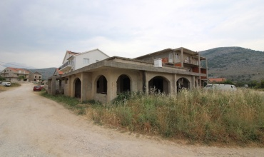 prodaja, kuća, Ivanica, Ravno, Dubrovnik, siva gradnja, građevinska dozvola